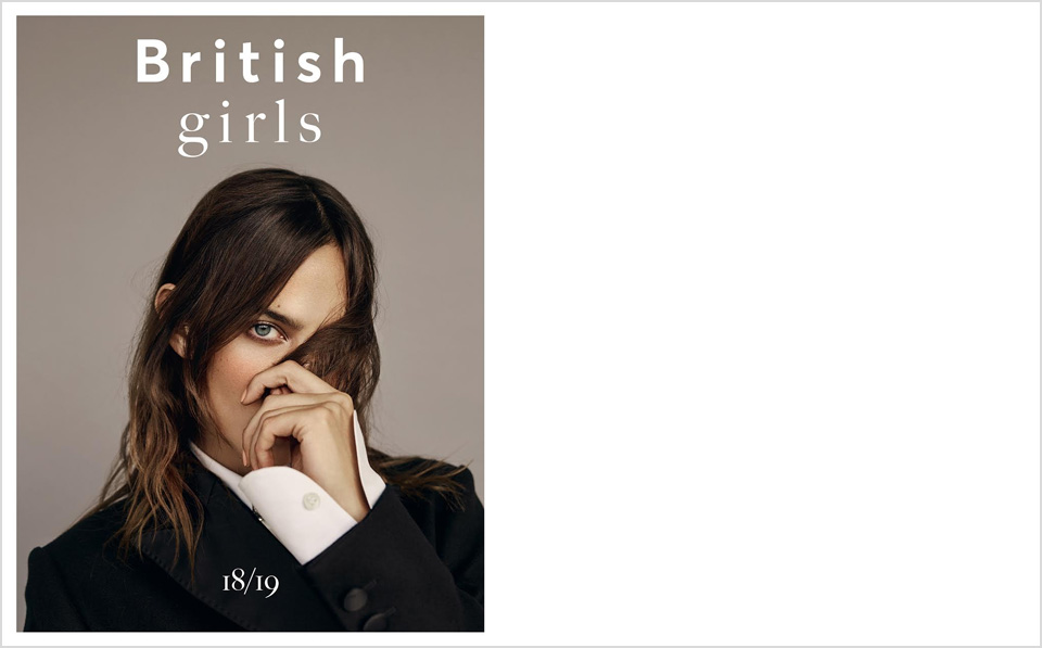alexa chung british girls magazine